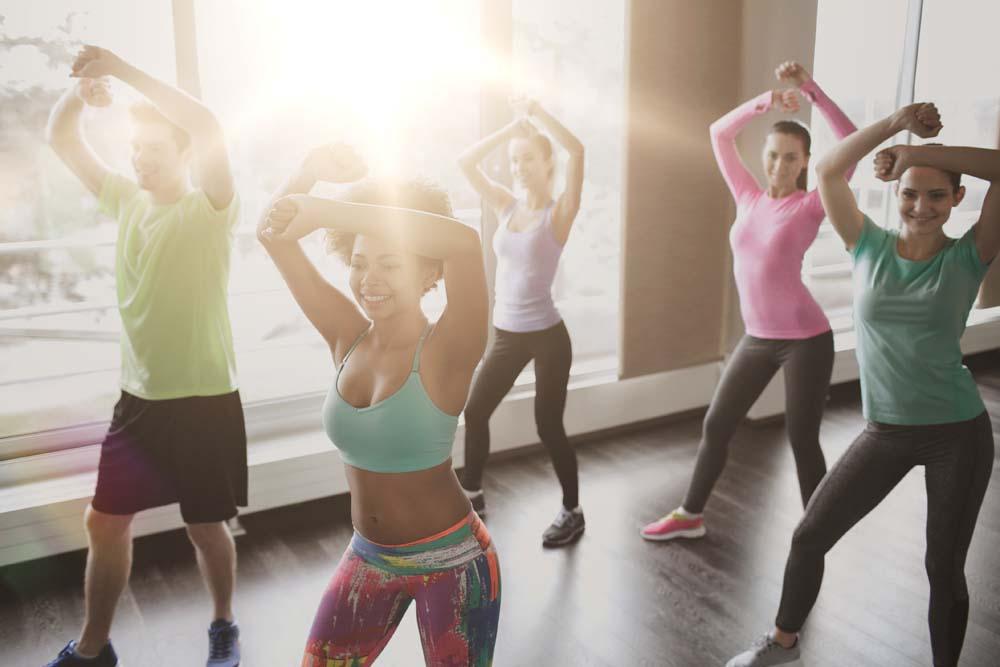 Fitness Tanzkurse